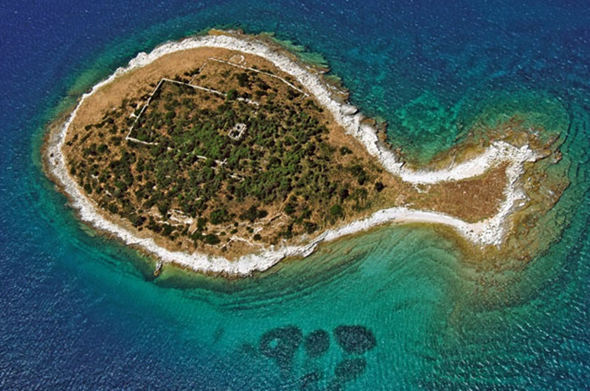 Natural attractions in Istria