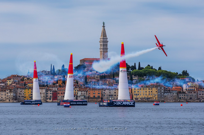 Rovinj to host Red Bull Air Race on 30 & 31 May, 2015